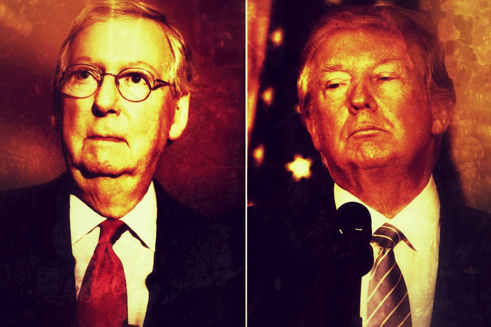 Putin, Trump, and Moscow Mitch: An Unholy Alliance